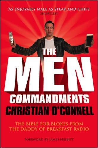 Men Commandments   2009 edition cover
