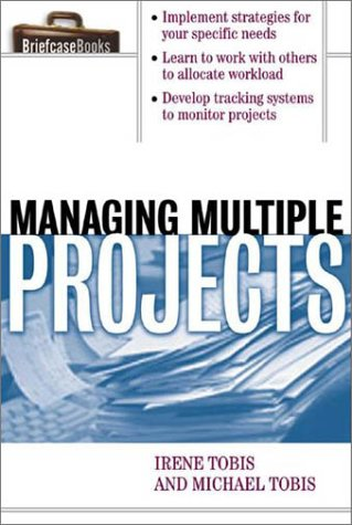 Managing Multiple Projects   2002 9780071388962 Front Cover