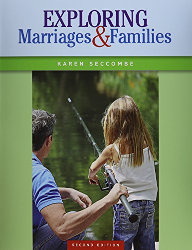 Exploring Marriages and Families + New Mysoclab With Pearson Etext Access Card:   2014 edition cover