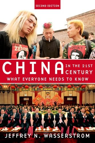China in the 21st Century  2nd 2013 edition cover