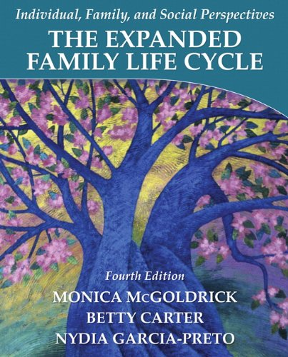 Expanded Family Life Cycle Individual, Family, and Social Perspectives 4th 2011 edition cover