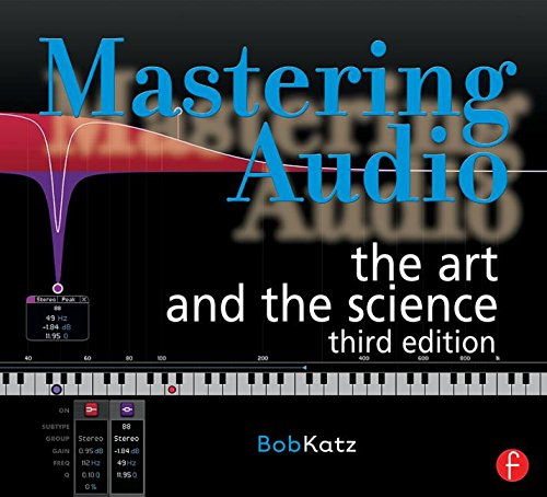 Mastering Audio The Art and the Science 3rd 2015 (Revised) edition cover