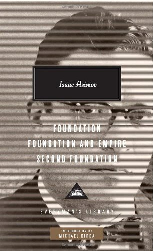 Foundation, Foundation and Empire, Second Foundation   2010 edition cover
