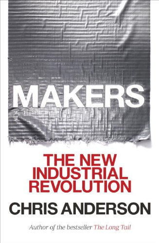 Makers The New Industrial Revolution  2012 edition cover
