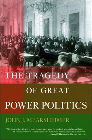 Tragedy of Great Power Politics  Expurgated edition cover