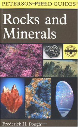 Rocks and Minerals  5th 1998 edition cover