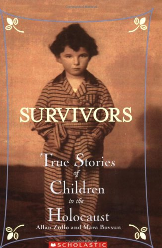 Survivors True Stories of Children in the Holocaust  2004 edition cover