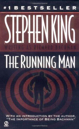 Running Man  Reprint edition cover
