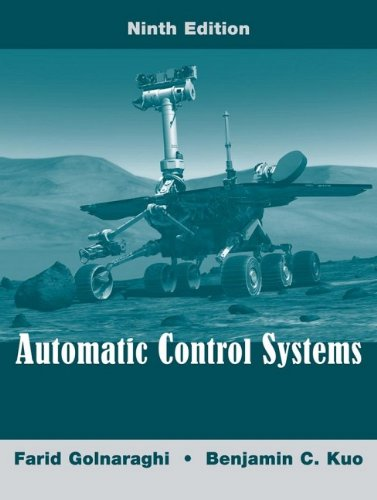 Automatic Control Systems  9th 2009 edition cover