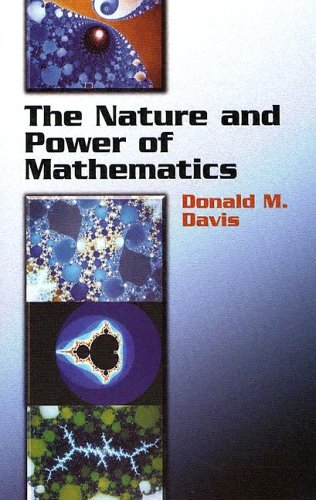 Nature and Power of Mathematics   2004 edition cover