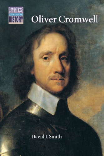 Oliver Cromwell Politics and Religion in the English Revolution, 1640-1658  1991 edition cover