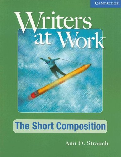 The Short Composition  2nd 2005 edition cover