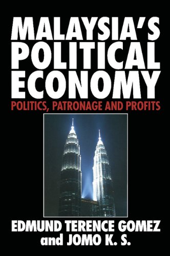 Malaysia's Political Economy Politics, Patronage and Profits  1997 9780521599962 Front Cover