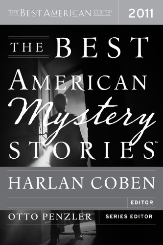 Best American Mystery Stories 2011   2011 9780547553962 Front Cover