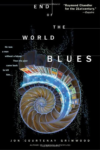 End of the World Blues A Novel  2007 9780553589962 Front Cover