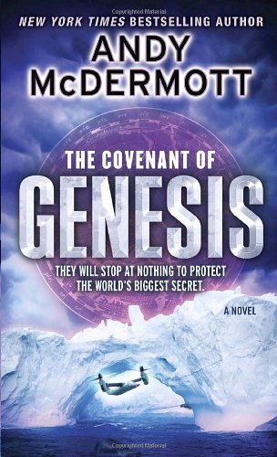 Covenant of Genesis A Novel N/A 9780553592962 Front Cover