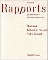 Rapports  5th 2003 edition cover