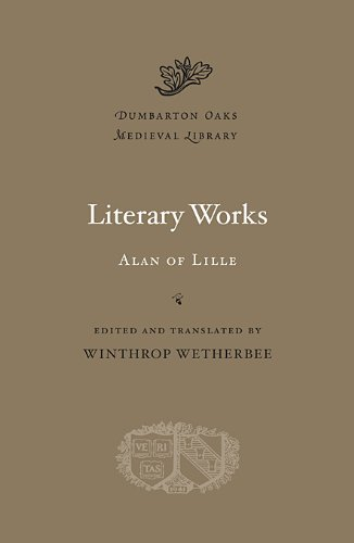 Literary Works  N/A edition cover