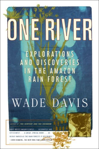 One River Explorations and Discoveries in the Amazon Rain Forest  1997 edition cover