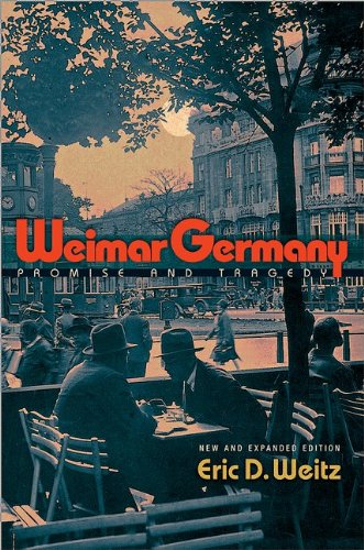 Weimar Germany Promise and Tragedy  2013 (Revised) edition cover
