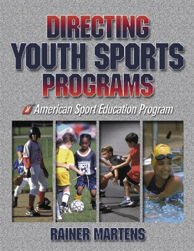 Directing Youth Sports Programs   2001 edition cover