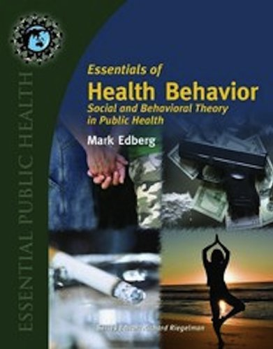 Essentials of Health Behavior Social and Behavioral Theory in Public Health  2007 edition cover