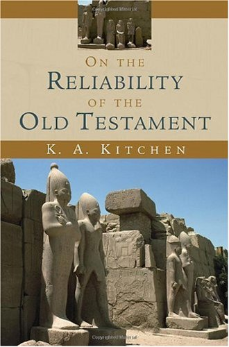 On the Reliability of the Old Testament   2006 edition cover