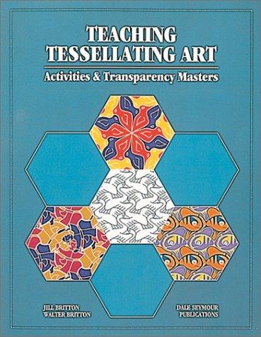 Teaching Tesselating Art  1991 edition cover