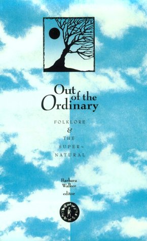 Out of the Ordinary Folklore and the Supernatural  1995 edition cover