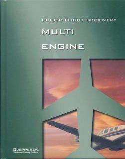 Multi Engine Manual  2002 edition cover