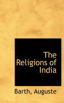 Religions of Indi  N/A 9781113168962 Front Cover