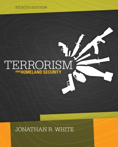 Terrorism and Homeland Security:   2013 9781285061962 Front Cover