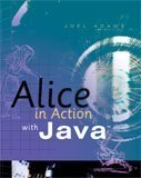 Alice in Action with Java   2008 edition cover