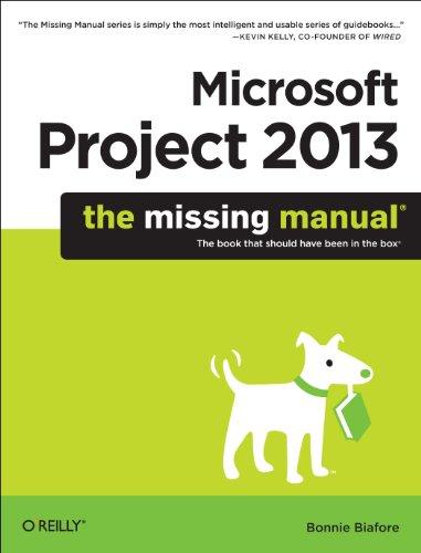 Microsoft Project 2013   2013 edition cover