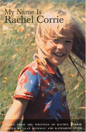 My Name Is Rachel Corrie   2006 edition cover