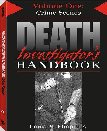 Crime Scenes  Revised edition cover