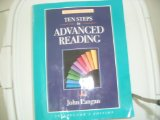 TEN STEPS TO ADVANCED READING  N/A edition cover