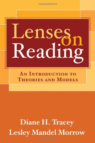 Lenses on Reading An Introduction to Theories and Models  2006 edition cover