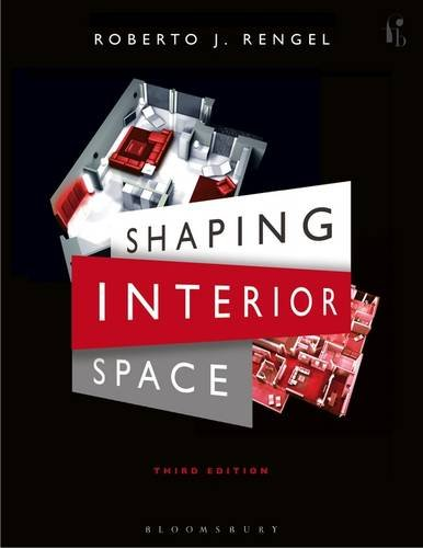 Shaping Interior Space  3rd 2014 edition cover