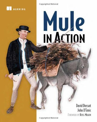 Mule in Action   2009 9781933988962 Front Cover