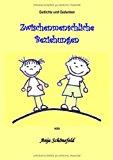 Zwischenmenschliche Beziehungen  N/A 9783842372962 Front Cover