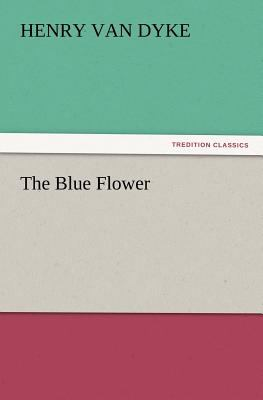 Blue Flower  N/A 9783842426962 Front Cover