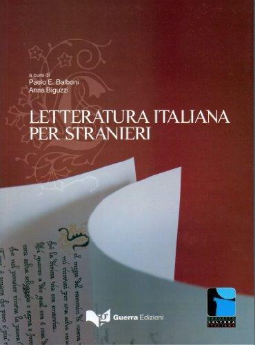 Progetto Cultura Italiana: la Letturatur  N/A edition cover