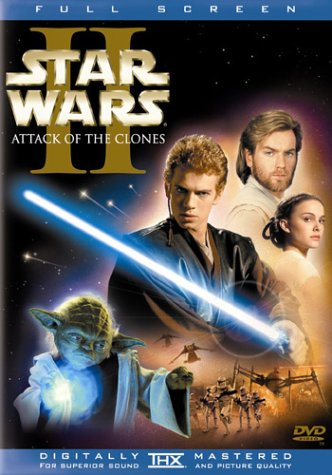 Star Wars, Episode II: Attack of the Clones (Full Screen Edition) System.Collections.Generic.List`1[System.String] artwork