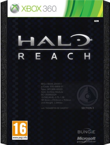 Halo: Reach Limited Collectors Edition (Xbox 360) Xbox 360 artwork