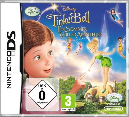 Tinkerbell - Ein Sommer voller Abenteuer [Software Pyramide] Nintendo DS artwork