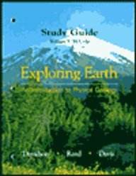 Exploring the Earth  1st 1997 (Student Manual, Study Guide, etc.) 9780137175963 Front Cover