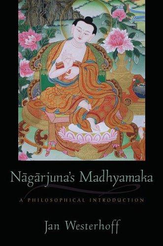 Nagarjuna's Madhyamaka A Philosophical Introduction  2010 edition cover
