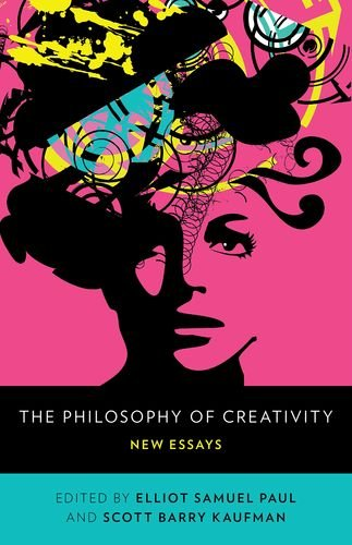 Philosophy of Creativity New Essays  2014 edition cover