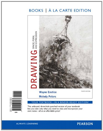 Drawing Space, Form, and Expression, Books a la Carte Edition 4th 2012 9780205203963 Front Cover